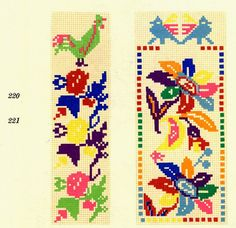 FolkCostume&Embroidery: Embroidery designs from the Rusyn village of Čertižné - Чертіжне, Slovakia
