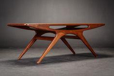 Decent place to start for a modern version. Scandinavian Furniture, Danish Modern, Furniture Design, Design Ideas, Coffee, Home Decor, Auction, Casket, Kaffee