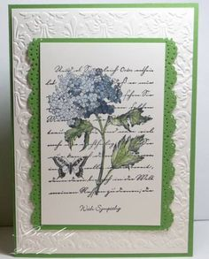 With Sympathy by bspinks - Cards and Paper Crafts at Splitcoaststampers