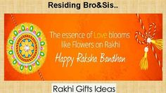 Of the considerable number of celebrations and events celebrated all through the world Raksha Bandhan is viewed as the most devout celebration of siblings and sisters. On this day sisters whether they live in India or abroad attempt to reach to their siblings to tie the sacrosanct string of Rakhi. You can likewise send Rakhi to India in the event that you live far from your sibling.  For More Info Just Visit : http://www.rakhigiftsideas.net/send-rakhi-to-uae.html