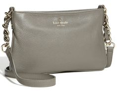 This item is sold, please refer to our website www.onesavvydesignconsignment.com Kate Spade Gray Cobble Hill - Ellen Crossbody Bag $149 One Savvy Design Consignment Boutique 74 Church Street, Montclair, NJ 973-744-0053 www.onesavvydesign.com