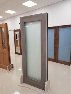 Grey doirs glass doirs murphy larkin showrooms