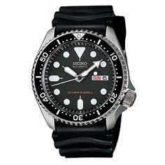 Marine Sport Men - Solo tempo automatico SKX007K1,
