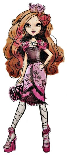 Ever After High | Briar Beauty. New Profile art