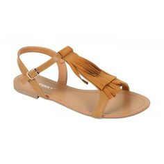 Via Pinky Collection Women Fringe Sandal *** Check out the image by visiting the link.