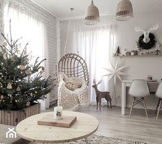 Świątecznie z Oliv. - Salon, styl skandynawski - zdjęcie od oliv.home