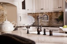 waterstone faucets | Waterstone Faucets's Design Ideas, Pictures, Remodel, and Decor Kitchen Faucet, Decor, Kitchen Suppliers, Luxury Kitchens, Kitchen Decor, Outdoor Kitchen, Faucet Design, Kitchen Appliances Luxury, Bathroom Fixtures