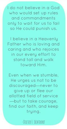 Elder Dieter F. Uchtdorf, a leader in The Church of Jesus Christ of Latter-Day Saints. Lds Quotes, Quotable Quotes, Great Quotes, Quotes To Live By, Prophet Quotes, Gospel Quotes, Super Quotes, Wisdom Quotes, Cool Words
