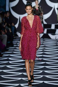 Love this DVF dress? REPIN it, and it could be yours to rent next season on RTR!