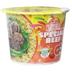 Lucky Me Noodles Supreme Special Beef - Bohol Online Store Bohol, Autism Spectrum, Dog Food Recipes, Supreme, Noodles, Beef, Store, Macaroni, Meat
