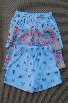 DIY Clothes DIY Sew Shorts DIY Sleepwear