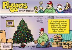 Pluggers Comic Strip, December 11, 2016     on GoComics.com