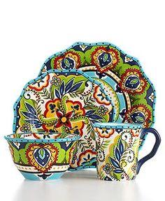 Mexican dinnerware