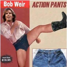 Get your Bobby shorts! It's almost time for summer tour, and already festival season!