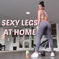 Home Exercise Routines, Ab Workout At Home, Butt Workout, At Home Workouts, Ab Workouts, Fitness Workout For Women, Body Fitness, Weight Training Workouts, Workout Videos