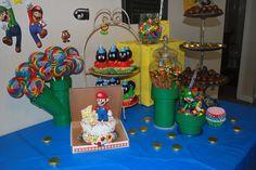 #Super Mario Brothers #birthday Party