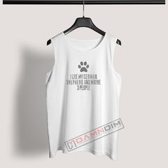 Tank Top Funny Great Dane size S to Unisex adult, designs are screen printed by hand and are high quality prints. Great Dane Size, Great Dane Puppy, Funny Tank Tops, Top Funny, Funny Graphic Tees, Athletic Tank Tops, Short Sleeves, Shirts, Pointers