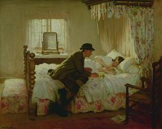 The First Born, 1913, Frederick William Elwell