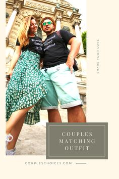 Our matching couples tshirt set is a great gift idea for newlyweds or lovebirds, they also make a great anniversary gift! These couples tees are just GREAT! #coupleschoices #matchingoutfit #giftideas