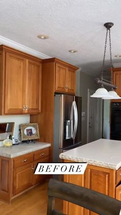 Galley Kitchen Redo, Kitchen Dinning, Interior Design Kitchen, Kitchen Remodel, Kitchen Decor, Kitchen Cabinet Colors, Painting Kitchen Cabinets, Cool Kitchens, Home Remodeling