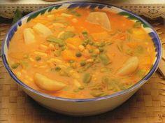 cocina española receta olla de córdoba
