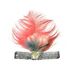 lovechild feather headband - halloween costume