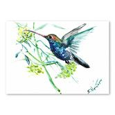 Found it at Wayfair.co.uk - Hummingbird One of a kind by Suren Nersisyan Painting Print on Paper