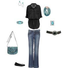 clothes combine , fashion