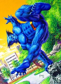 Beast Based on the Animated Series
