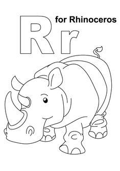 Kindergarten Letter R Writing Practice Worksheet Printable