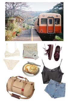summer camp by stelthomas on Polyvore featuring polyvore, Brandy Melville, Chicnova Fashion, Agent Provocateur, Monki, Puma, Mountain Khakis, fashion, style and clothing