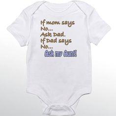 hee hee .... I can sooooo picture my nephew Robert asking Aunt Sandy :) @Sally McWilliam McWilliam Apples