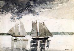 Winslow Homer (1836 - 1910)