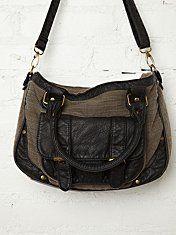 linen pocket bag