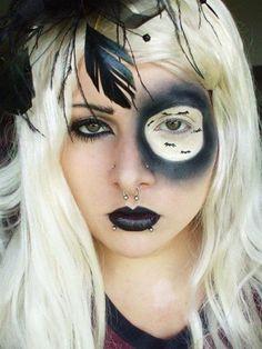 make-up halloween ideas women