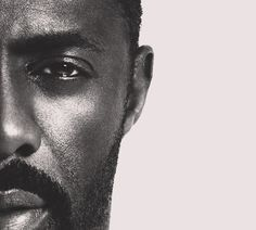 Idris Elba, beautiful man.