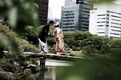 @Shiba-Rikyu (旧芝離宮恩賜庭園)