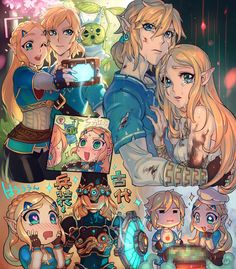 The Legend of Zelda: Breath of the Wild: Image Gallery   Know Your Meme