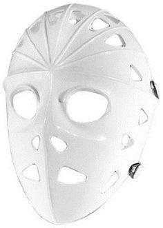 Face Masks 79762: Mylec Pro Goalie Mask, White Model 125 1038Xxxxa BUY IT NOW ONLY: $30.68