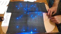 StarryNight: Circuitos de papel y Astronomía para niños!  - askix.com