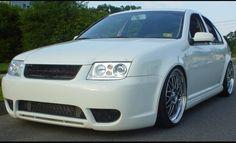 Jetta mk4 Vortex Front Bumper