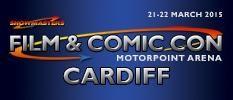 Film and Comic Con CARDIFF