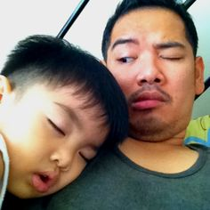 Childcare 101: If they don't want to take their afternoon siesta, bore them to sleep.