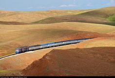 Passenger train Denau - Tashkent