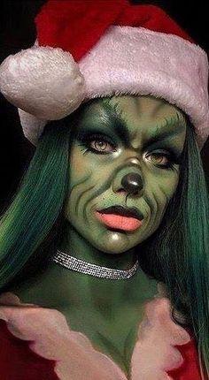 Awesome CHRISTMAS MAKEUP Tips for New Year Eye Makeup And More for 2019 Part 21; christmas makeup; christmas makeup looks; christmas makeup ideas #christmasmakeup #makeuplooks #eyemakeup #actresses #maquillaje #maquiagem #actresses #decoraciónnavideña #decoracionnavidad #navidad #christmascrafts #natal #makeupideas