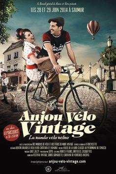 Anjou Vélo Vintage 2014 - Saumur (49)