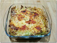 LasagnesdeChouVert Lasagna, Ethnic Recipes, Food, Cabbage Lasagna, Collard Greens, Sprouts, Kitchens, Essen, Meals
