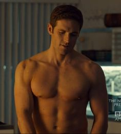Dylan Bruce, from the premiere episode of BBC America's new series Orphan Black