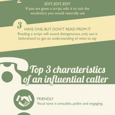 The ability to influence people through a phonecall has never been more important. Whether working in sales, recruitment or generally representing you