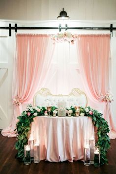60 Darling Sweetheart Wedding Table Ideas